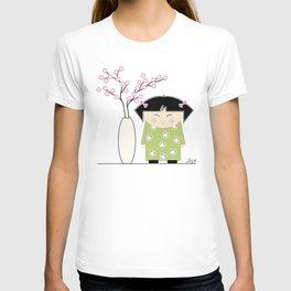 Little Asian Girl T-shirt