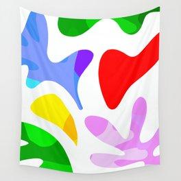 Matisse Summer Shapes Close-up Nª1 Wall Tapestry
