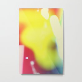 colourful light – five Metal Print