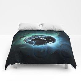 GLOW IN THE DARK Comforters
