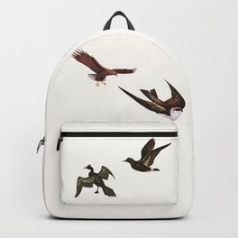 Holding Pattern Backpack