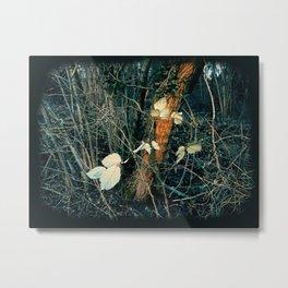 Bleak forest Metal Print