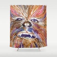 chewbacca Shower Curtain