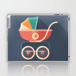 Baby Carriage Laptop & iPad Skin