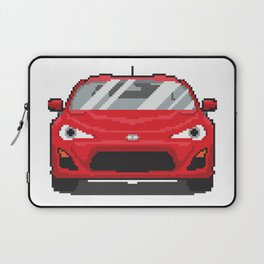 Red 2013 FR-S Laptop Sleeve