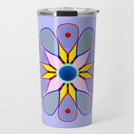 Racquetball Design version 2 Travel Mug