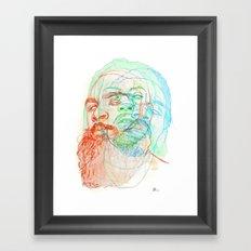 The Glorious Dead Framed Art Print