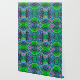 Techno Electric II (Ultraviolet) Wallpaper