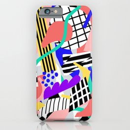 have a fun day iPhone Case
