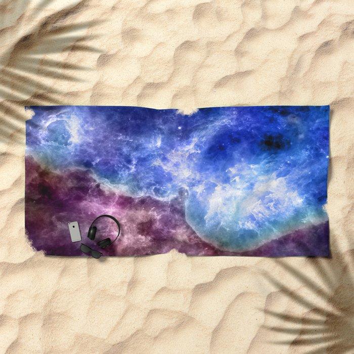 Wave of Neptune Beach Towel
