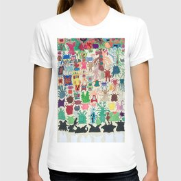 Trip Invaders T-shirt