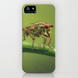 The monsters are others iPhone Case