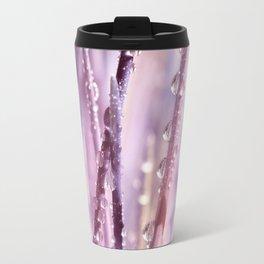 Drops Pink Travel Mug