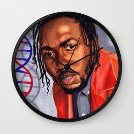 I've Got Loyalty, Got Royalty Wall Clock
