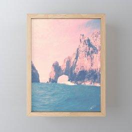 Summer in Cabo Framed Mini Art Print