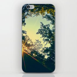 Last Days of Summer iPhone Skin