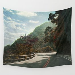 Provincial Highway 11 Wall Tapestry