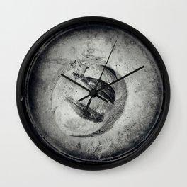 Bread and Circle Wall Clock