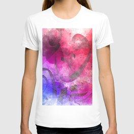 Arabic Calligraphy Art Painting T-shirt