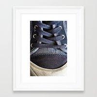 shoe Framed Art Prints featuring Shoe by Fine2art
