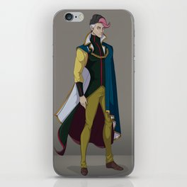 Avis (Young Justice style) iPhone Skin