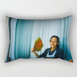 Climate Control Rectangular Pillow