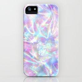 Iridescent Texture iPhone Case