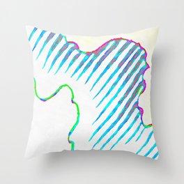 Transition Throw Pillow