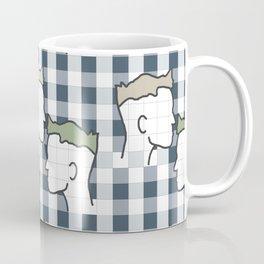 Life in gingham Coffee Mug