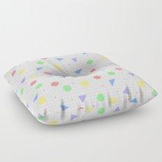 Confetti V2 Floor Pillow