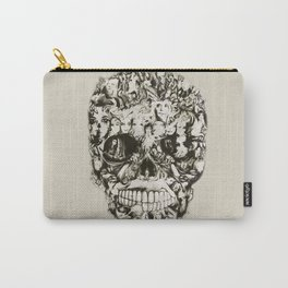 Feed my Soul, life full circle from a borderline view Carry-All Pouch