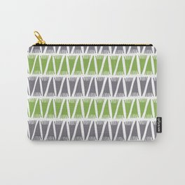 Tee Pee Greenery Carry-All Pouch