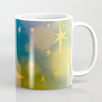 concert Mugs featuring Concert for Orpheus by Angela Pesic