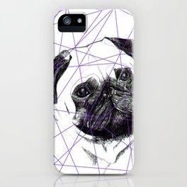 P U G  iPhone Case