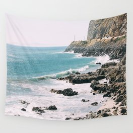 Highway 101 California Wall Tapestry