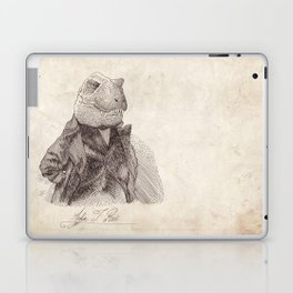 John T. Rex Laptop & iPad Skin
