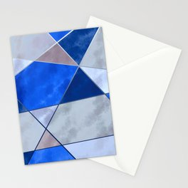Concrete and Glass Stationery Cards