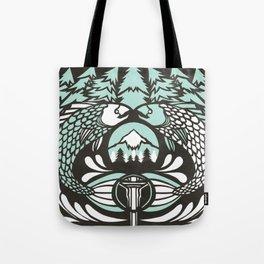 Astrology Northwest: Pisces Tote Bag