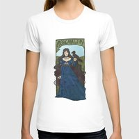 poetry T-shirts featuring pagan poetry by alexa bosy