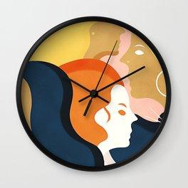 Global #Girlpower - we persist Wall Clock