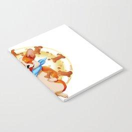 Zen corgi Notebook