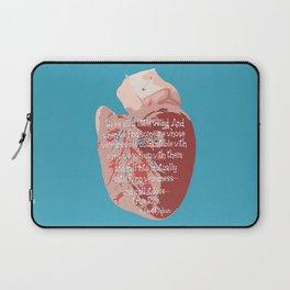 Weird Love Laptop Sleeve
