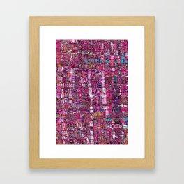 Magic Carpet Framed Art Print