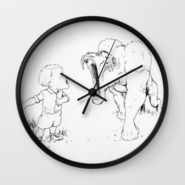 Contest Wall Clock