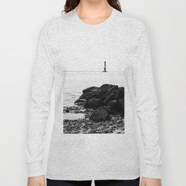 Morris Island Lighthouse Long Sleeve T-shirt