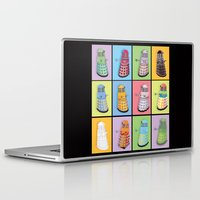 dalek Laptop & iPad Skins featuring Dalek Dreams by Megs stuff...