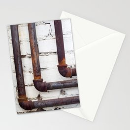 Piping  Stationery Cards