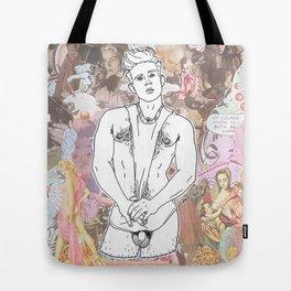 Uncut Tote Bag