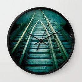 track #1 Wall Clock