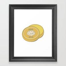 Mind Balm Framed Art Print